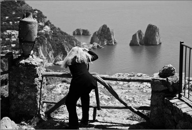 A Capri la mostra di Scianna e Kung Mare Nostrum - MarieClaire