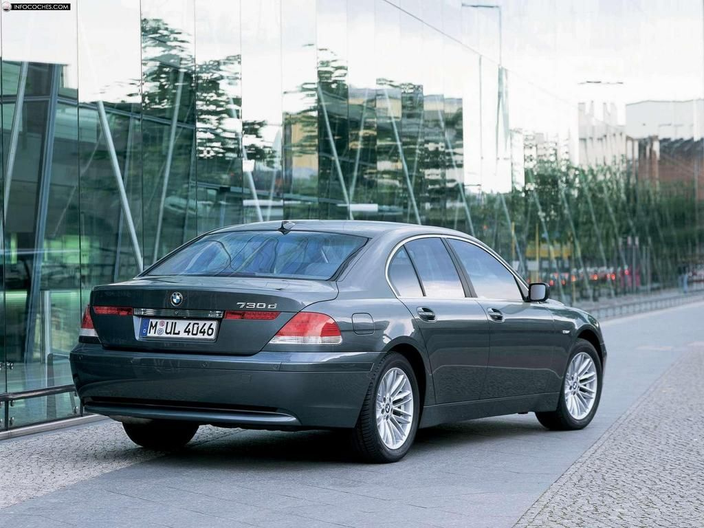 2009 BMW 730d - 2009 BMW 730d (for Europe ) specs review Bmw 7 ...