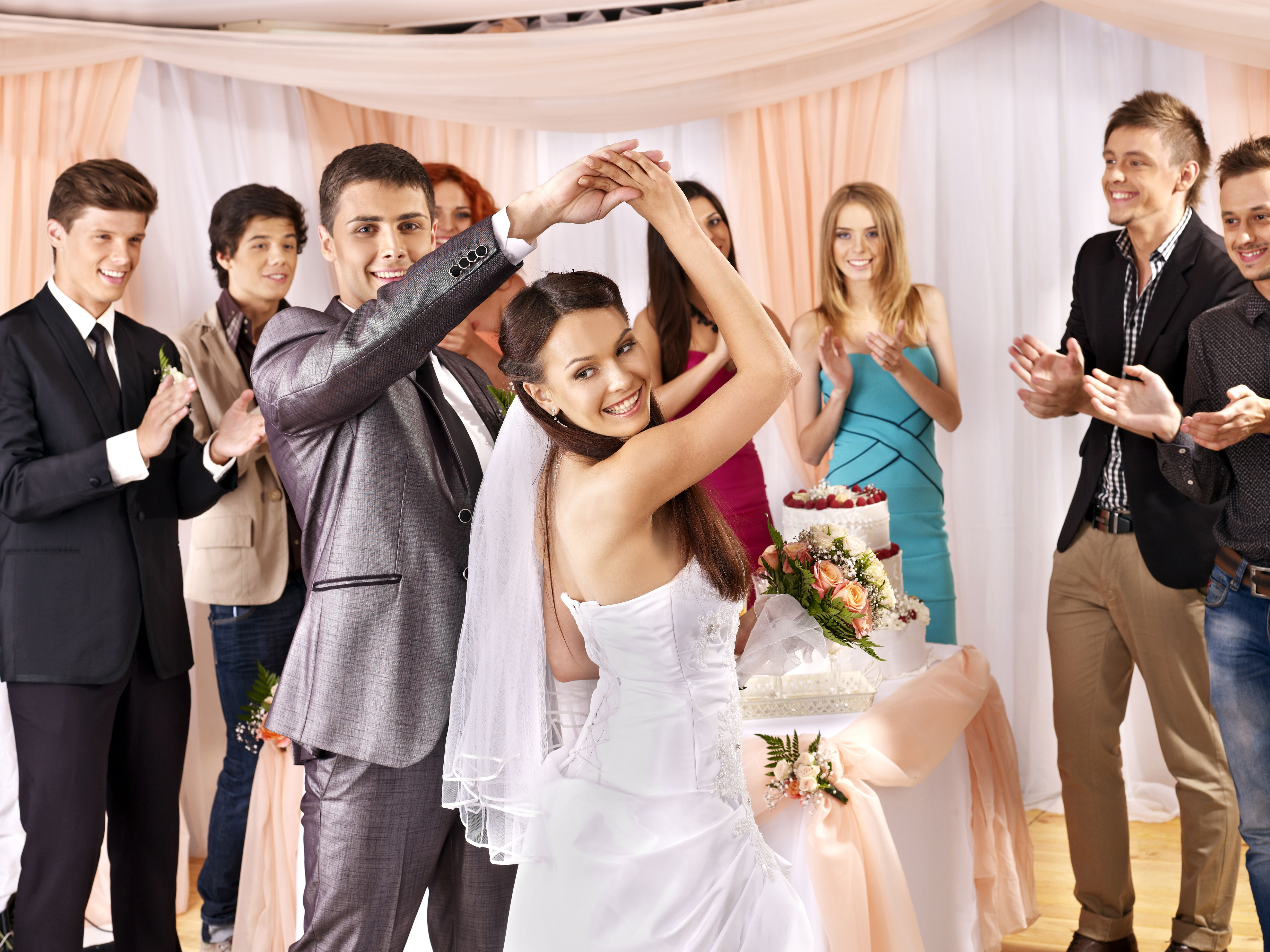 Are you ready for the next wedding reception? Let me help