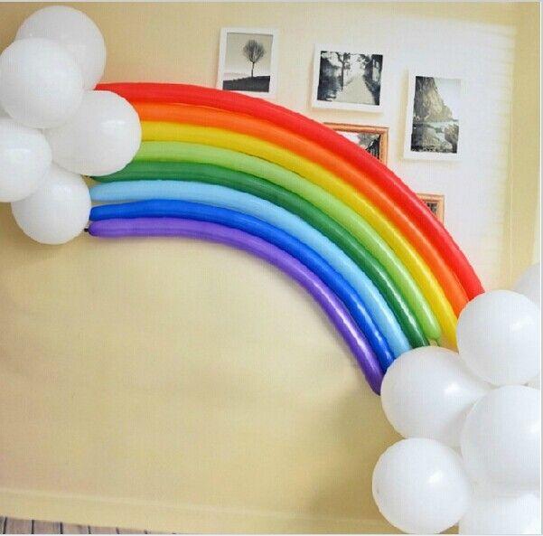 Vikerkaar Diy Rainbow Birthday Party Trolls Parties Unicorn