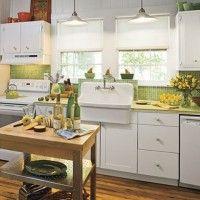 Galleria foto - Come arredare una cucina in stile vintage: anni ...