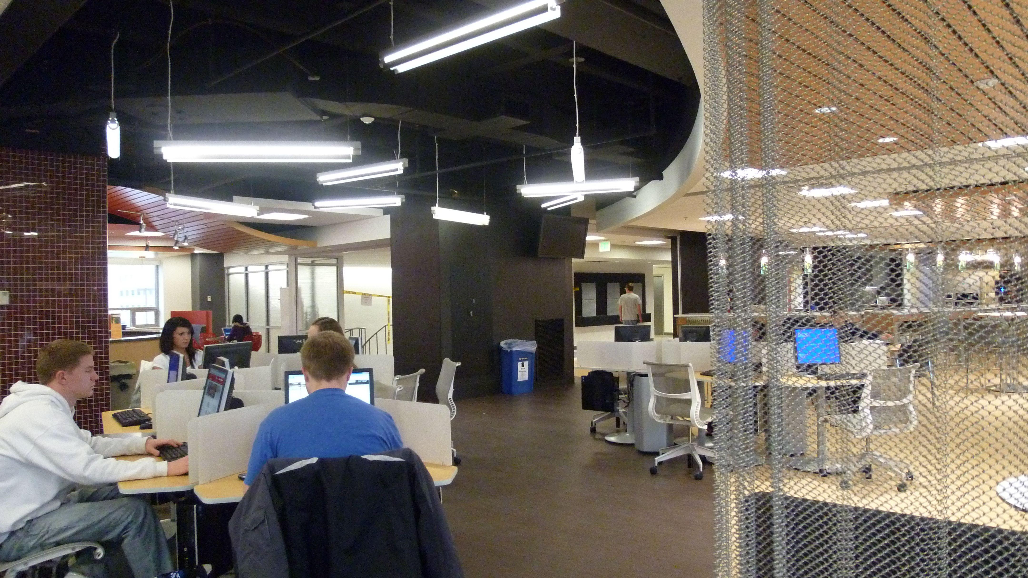 Public Library Computer Lab