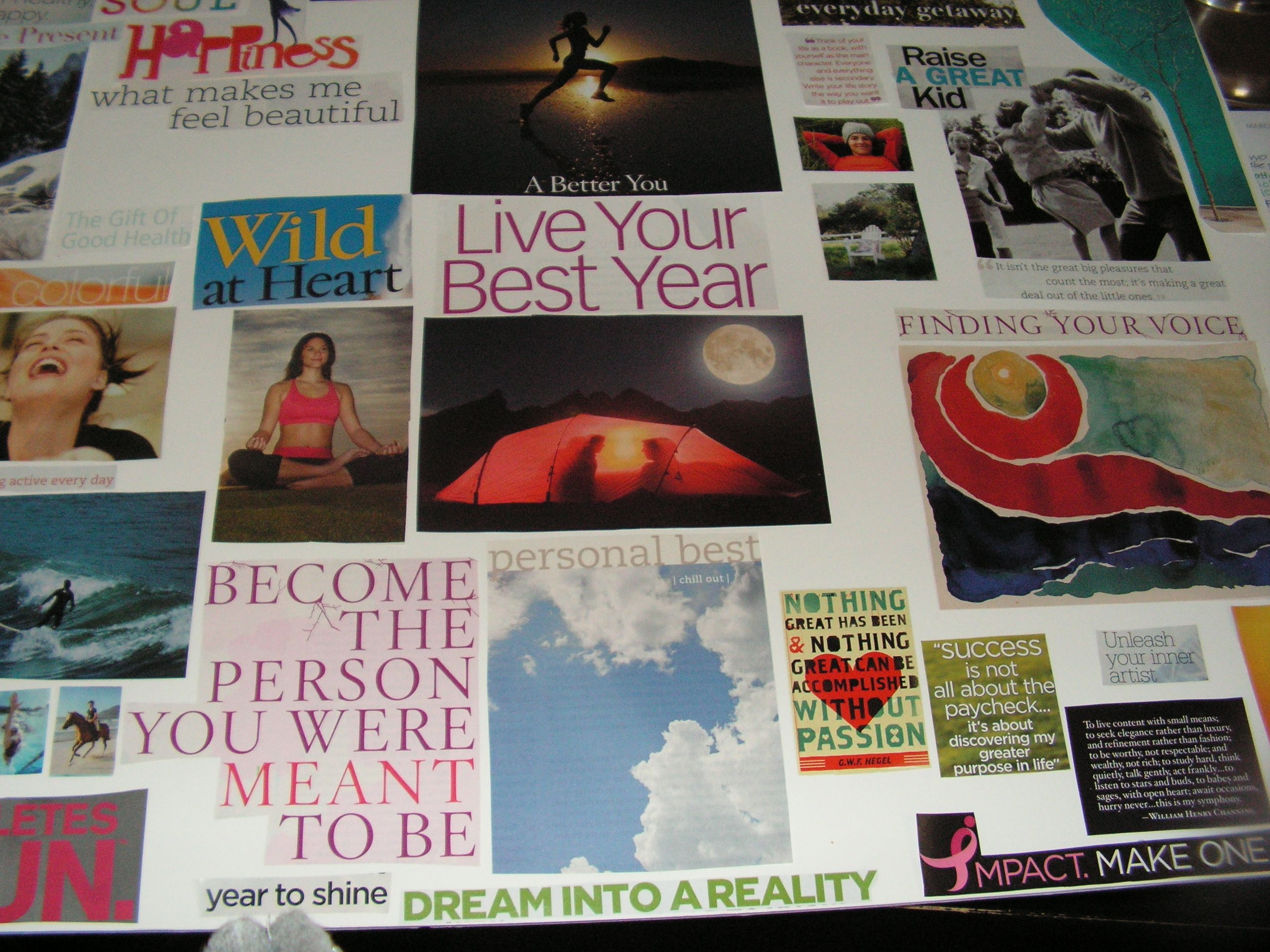 Definition Of A Vision Boards And How To Implement Them In