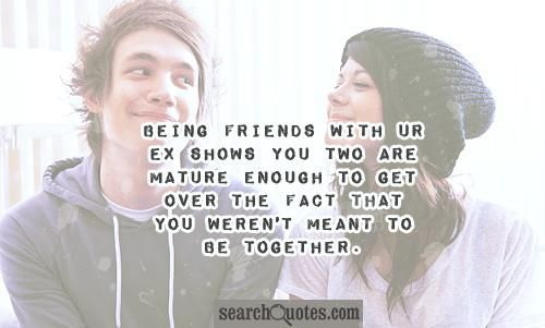 Advice On Dating Your Best Friends Ex