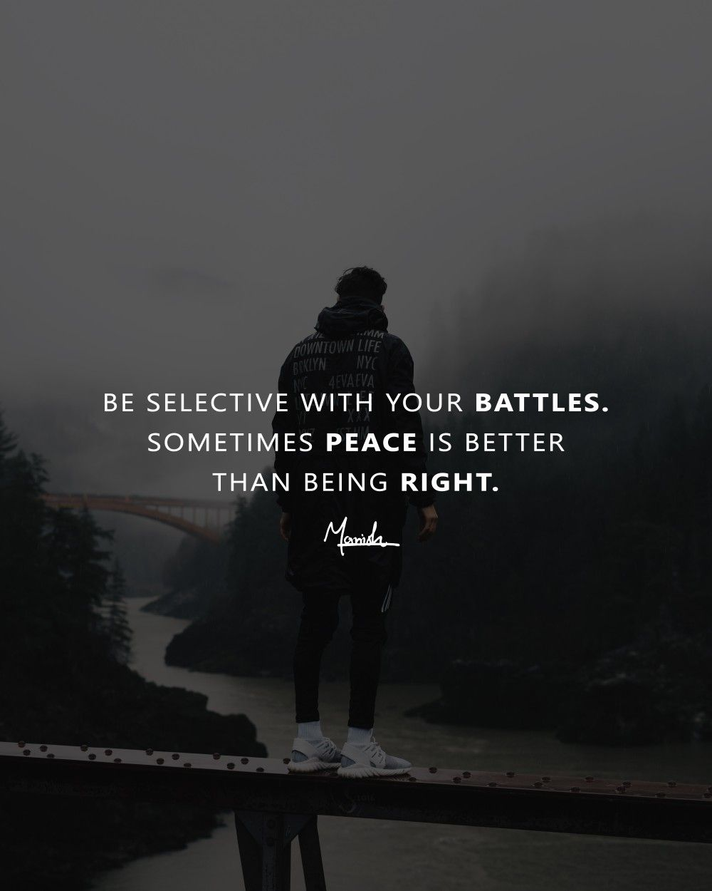 Shut Dem All: Finding Inner Peace Quotes (With Pictures)  Inner