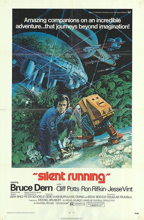 Silent Running 1971 film