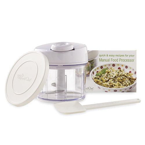 manual food processor set - the pampered chef® includes manual food