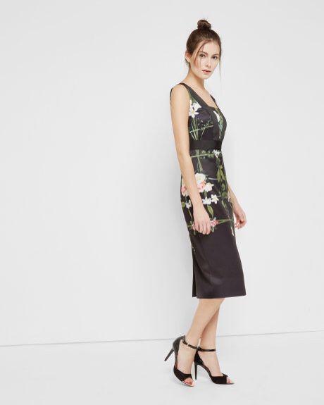 Ted Baker flower dress!
