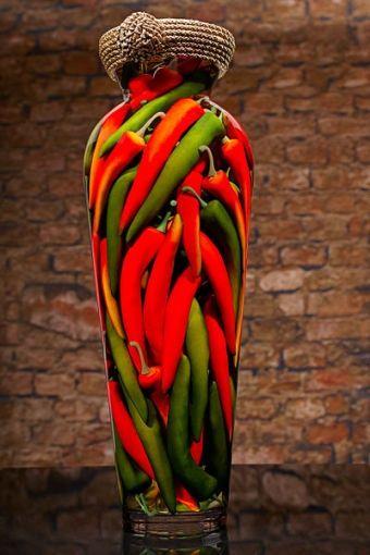 Chili Pepper Decor Unique Kitchen Peppers