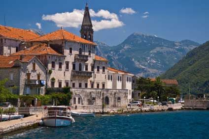 Fell in love with Montenegro after having seen Casino Royale. Double-oh-breathtaking!