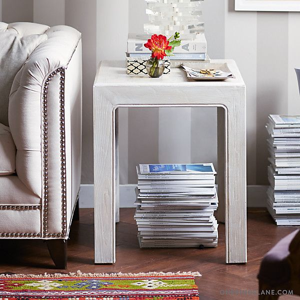 Give Your Furniture The Whitewashed Look
