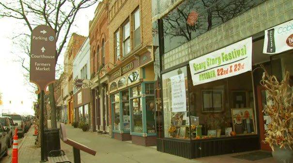 Downtown Howell Michigan, Howell... http://youtu.be/hs97EOz0DIo ...