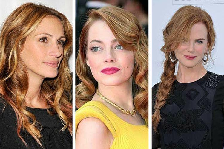 5 nuances de blond vénitien à piquer aux stars #look #beaute #blondvenitien #coloration #couleur #coiffure
