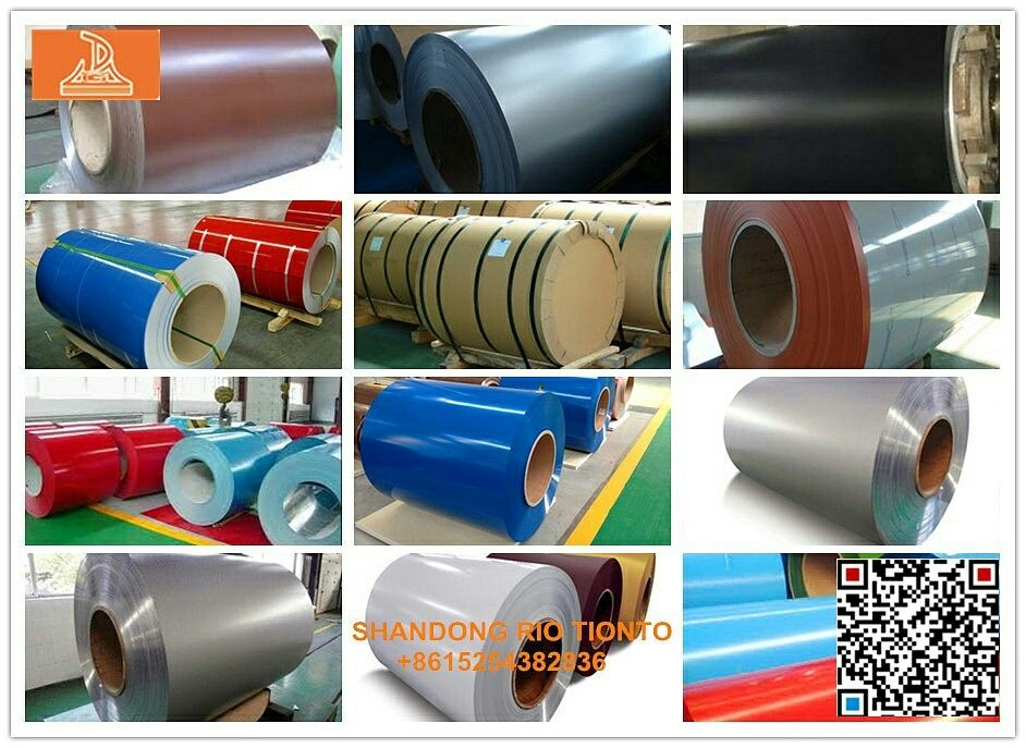 2017 10 06 Some Pic Of Our Prepainted Aluminium Coil Export To Nigeria India Indonisia Jamaica At The Passed 6 Months Wha Shandong Rio 10 Things