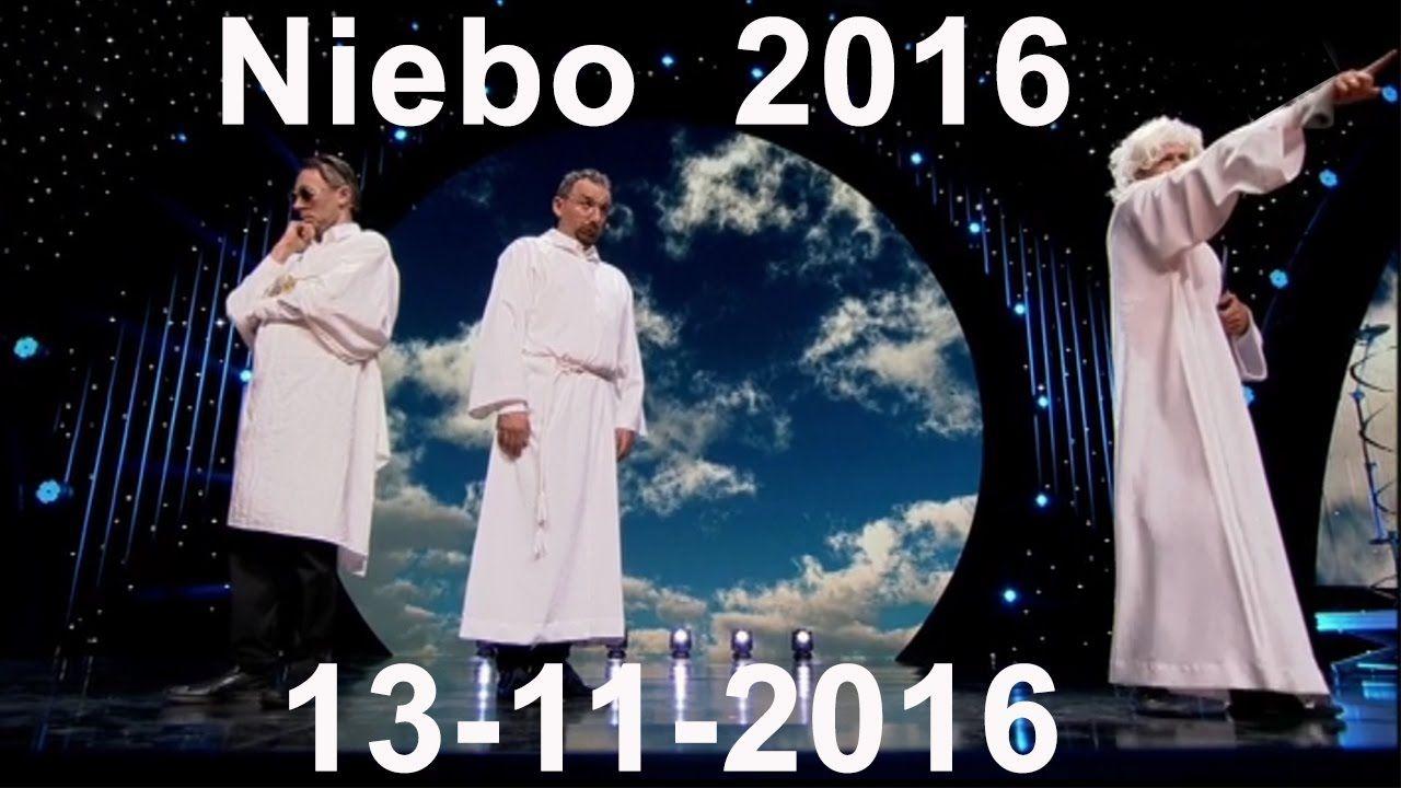 Kabaret Neo Nowka Niebo 2016