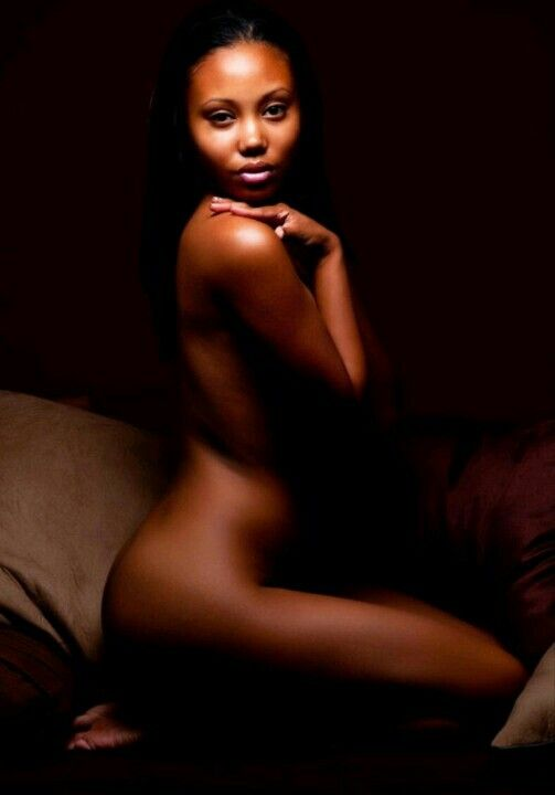 Tasteful nude black women