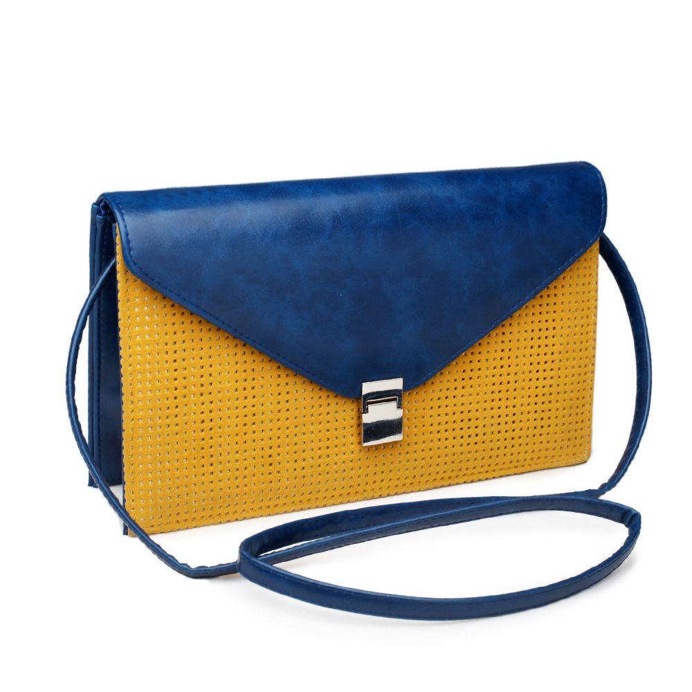 Little Black Bag | Mariel Crossbody Bag by Urban Expressions :)