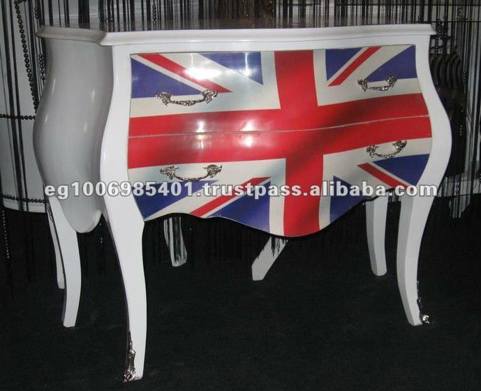 Union Jack Commode French Antique Furniture Reproductions Cabinets Chest Of  Drawers French Louis Xv Louis Xvi Commodes French - Buy Union Jack Commode  Flag ... - Union Jack Commode French Antique Furniture Reproductions Cabinets