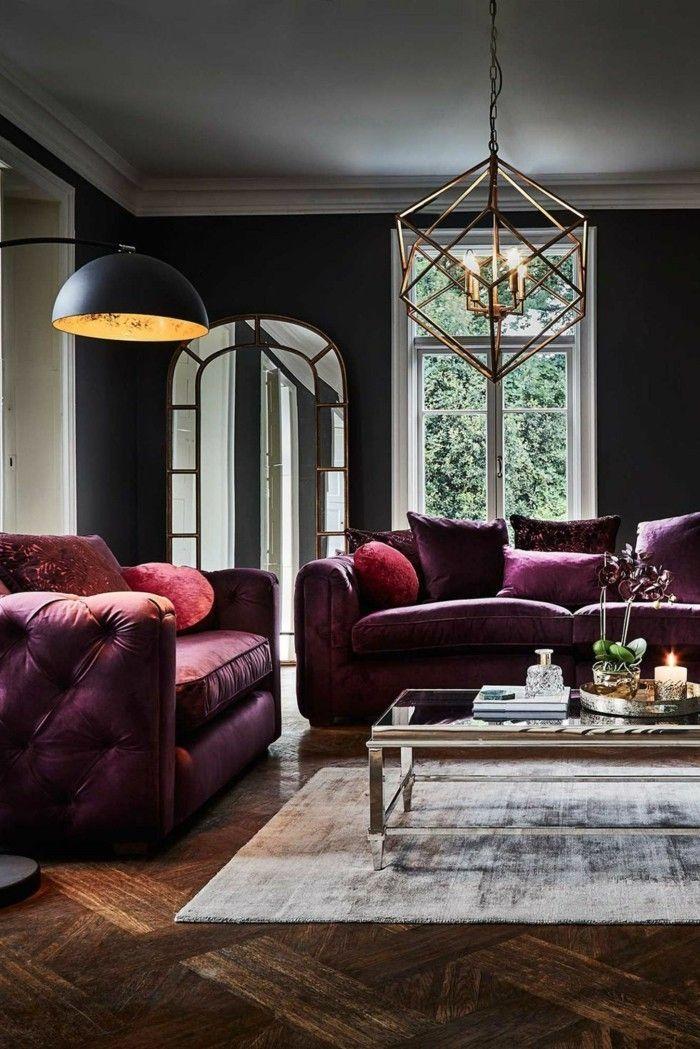 42 Wohnzimmer Lampen Und Leuchten Und Was Die Trends 2018 Noch Voraussagen  | Haus And House