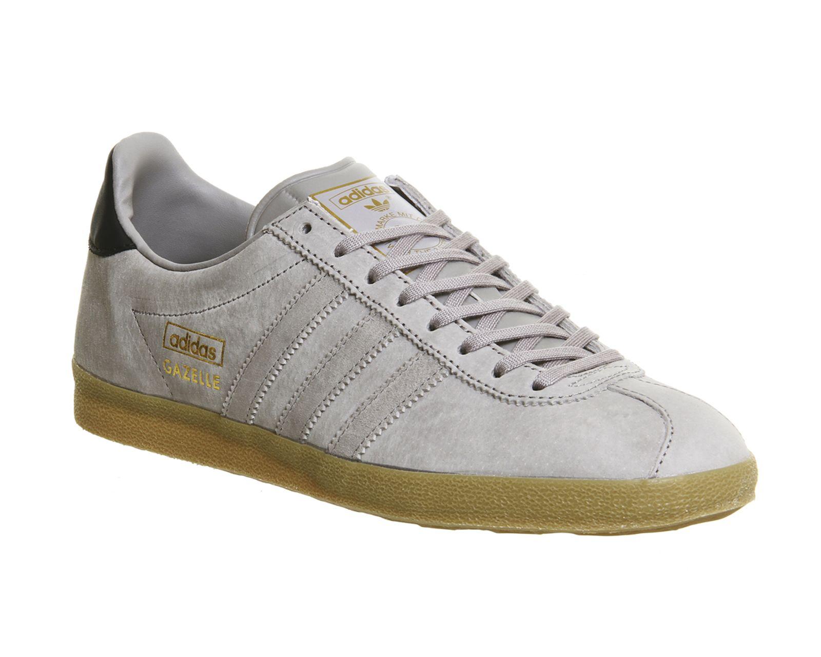 adidas gazelle light grey cork