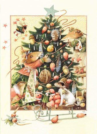 Kaarten kerst marjolein bastin kerst hallmark illustrations kaarten kerst marjolein bastin kerst hallmark m4hsunfo