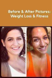 Vorher & Nachher - Bilder: Weight Loss & Fitness #diet #weightlossprogress #befo ...   - Gewichtsver...