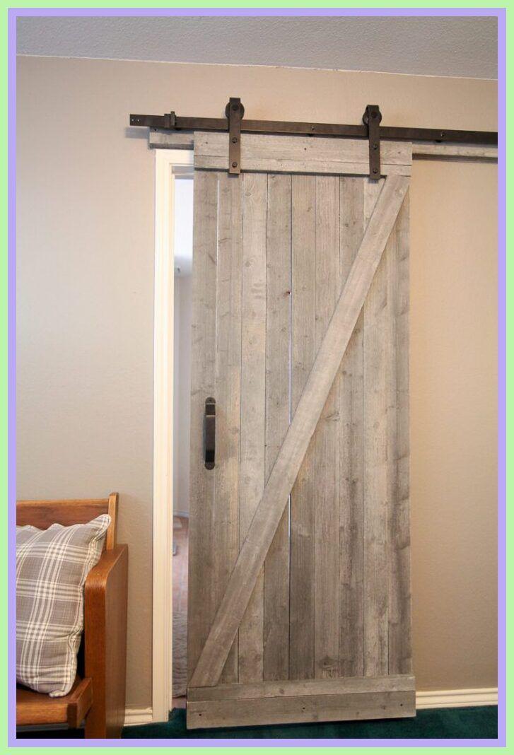 Photo of 48 reference of Wooden Door Homemade sliding door