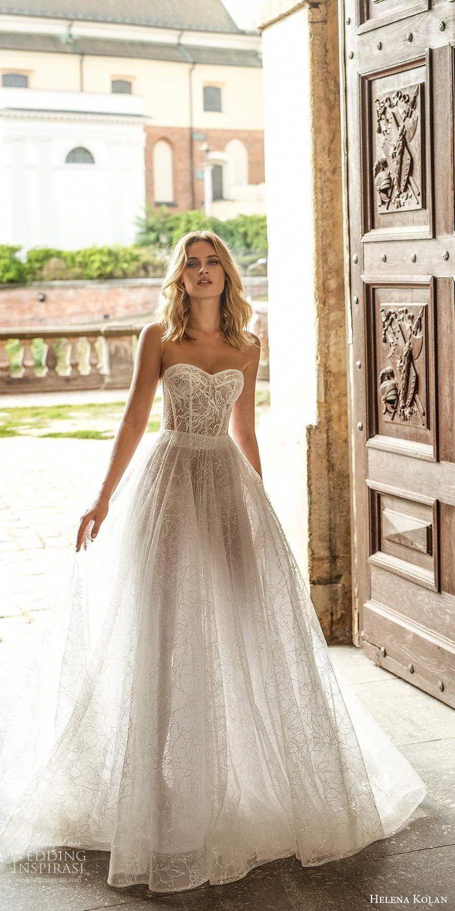 Lace Wedding Dress FROM Beba's MEMORIES OF MADRID in 2020