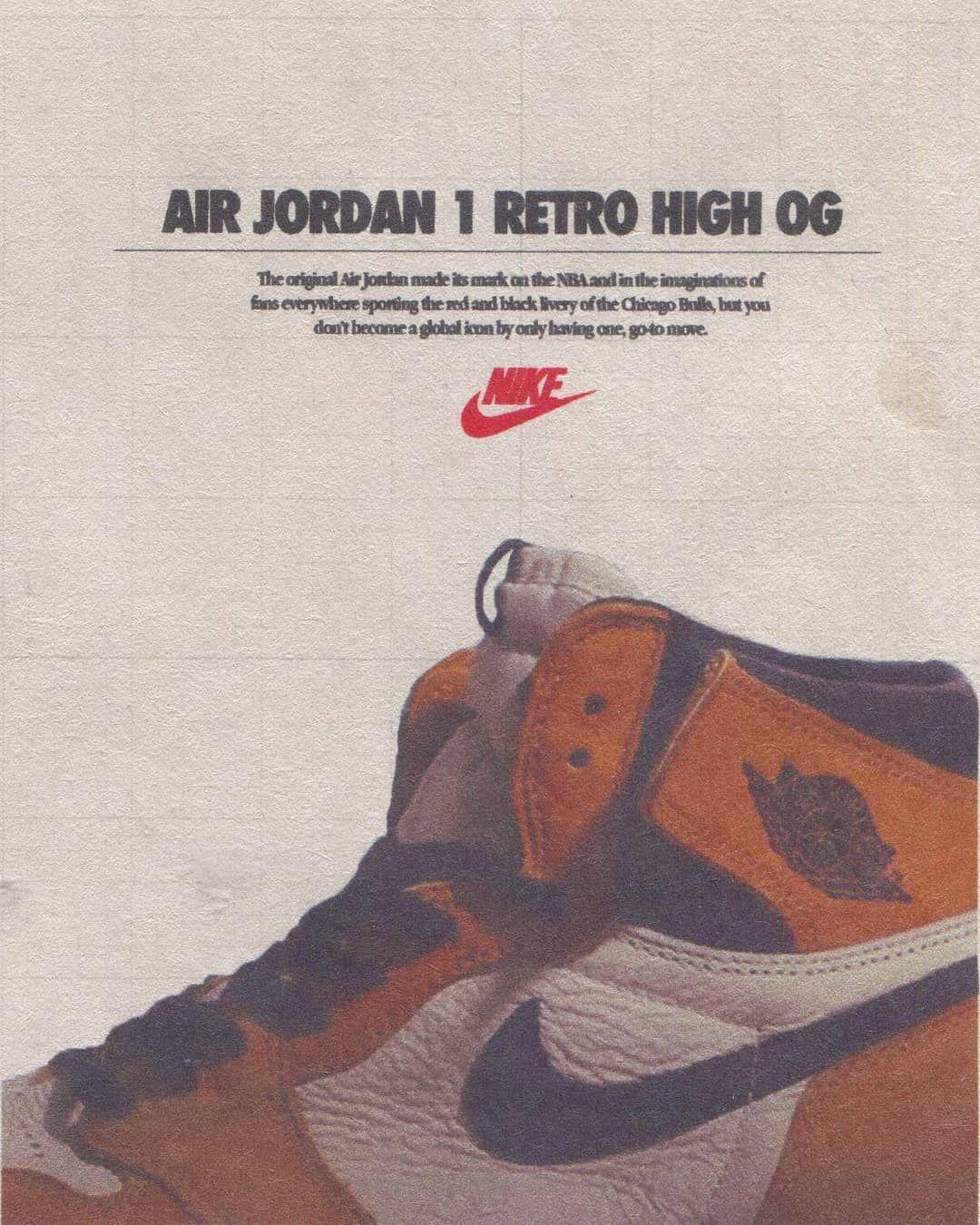 """Bodega on Instagram: """"Air Jordan 1"""