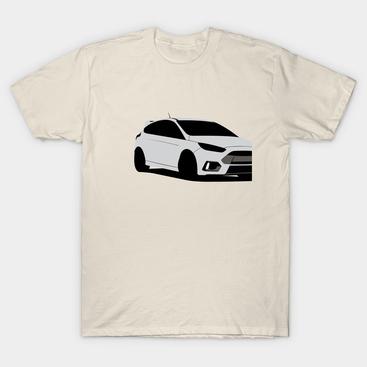 Ford Focus Rs Ford Focus Rs Classic T Shirt Ford Focus Rs Ford