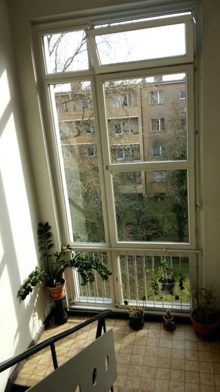 Das Treppenhaus Frühlingshaft Mit Pflanzen Zu Dekorieren, Sorgt Beim  Verlassen Der Wohnung Und Beim Nach Hause Kommen Für Gute Laune!