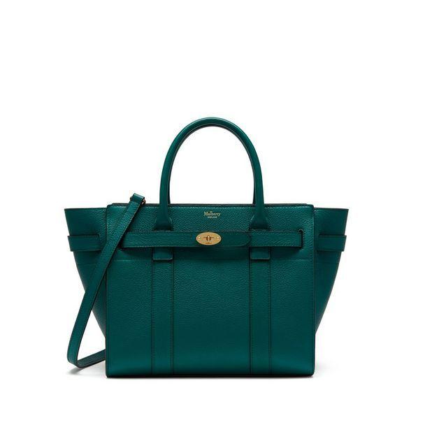 1f0c0b2e186 small-zipped-bayswater-ocean-green-small-classic-grain   Handbags ...