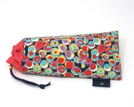 This cheery, stylish and whimsical case is equipped with interfacing and a drawstring close to protect your glasses from bumps, scratches, and smudges! Our mission is to surround yourself with Earth's unique and irreplaceable treasures. All designs are created directly from our photographs, producing one-of-a-kind patterns. 10% of net proceeds will be donated to nature conservation efforts. For more information, visit fiddleheadcreations.com