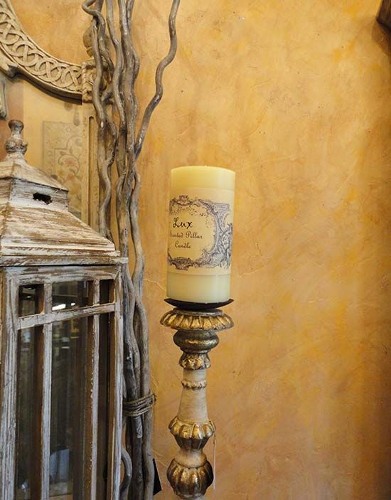 Pin By Venetian Plaster Art On Venetian Plaster On The: Venetian Plaster Wall At Robyn Story Designs Shop In Tampa