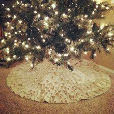 tree skirts etsy holidays - Christmas Tree Skirts Etsy