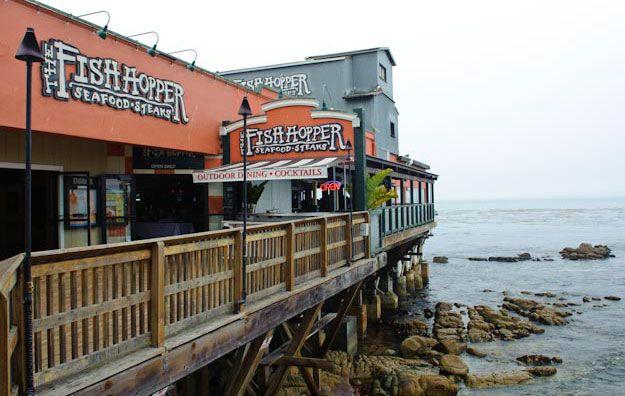 The Fish Hopper Monterey Ca