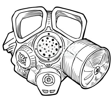 how to make a simple gas mask