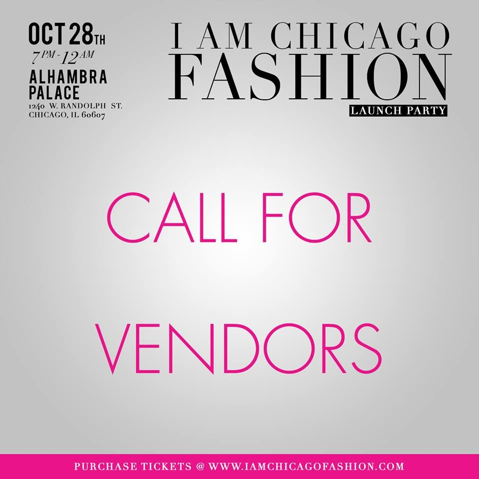 We are your connection to Chicago Fashion. Promote your