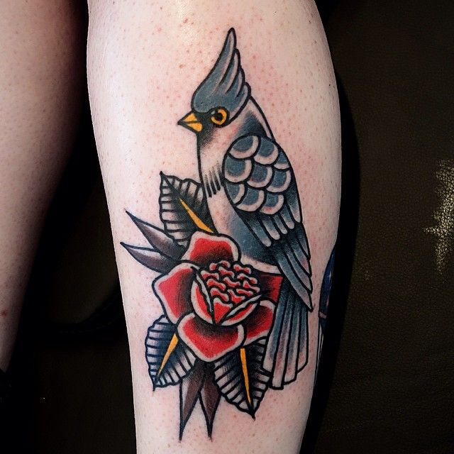 Pin By Hannah Lovelady On Ink Traditional Tattoo Bird Traditional Tattoo Woman Traditional Tattoo