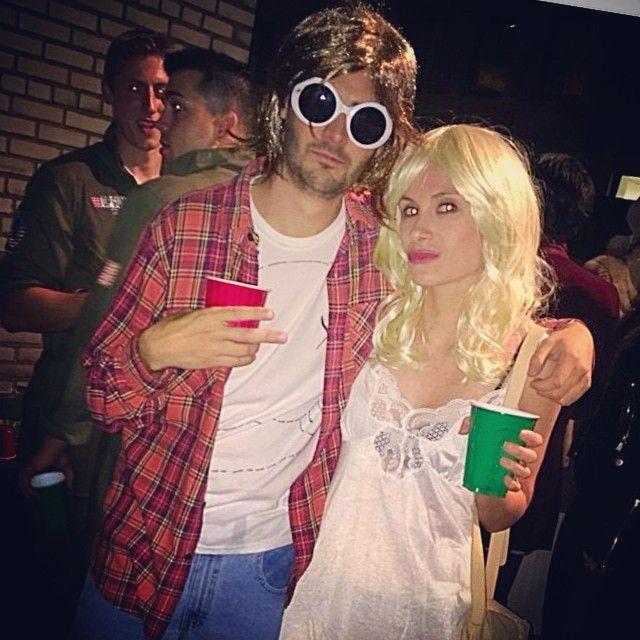 Kurt Cobain Costume Courtney Love Costume  sc 1 st  Pinterest & Kurt Cobain Costume Courtney Love Costume   Halloween in girl world ...