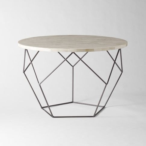 Origami Coffee Table   Modern   Coffee Tables   West Elm