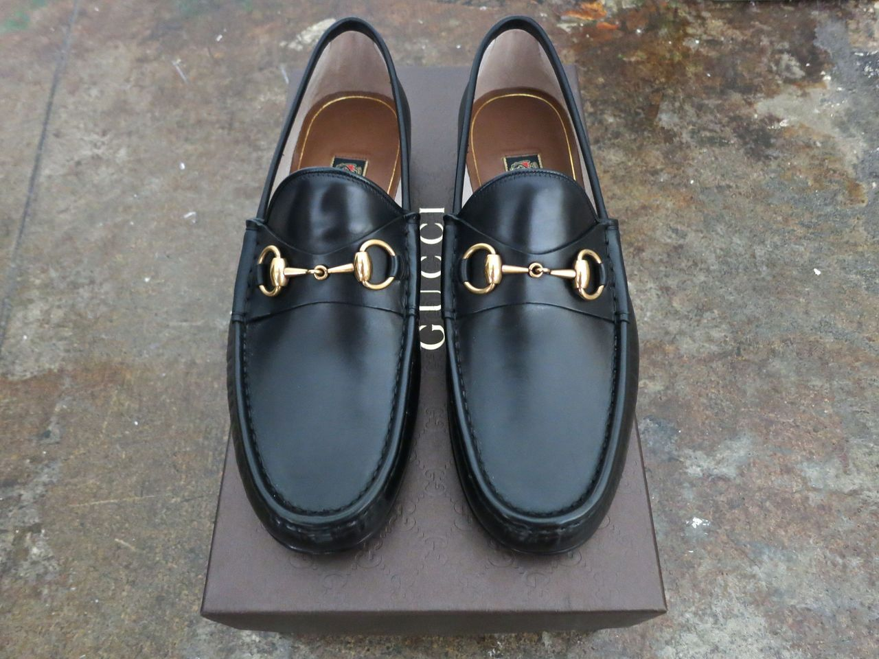 d37baa6f Gucci 1953 Horsebit Loafer in Black Leather | Loafers in 2019 ...