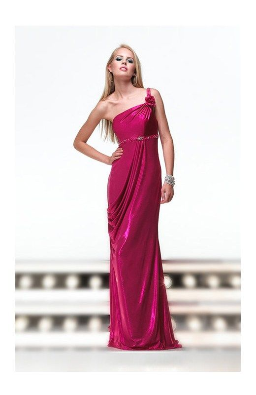 #Sheath #Column #One Shoulder #Silk Like #Satin Floor-length #Prom #Dresses 00055  $139.10    Find it here.... http://honeydress.com/b/sheath-column-one-shoulder-silk-like-satin-floor-length-prom-dresses-00055.html?utm_source=SNS%5FSource_medium=SNS%5FPinterest_term=Pinterest_campaign=Pinterest%5FPost_nooverride=1...