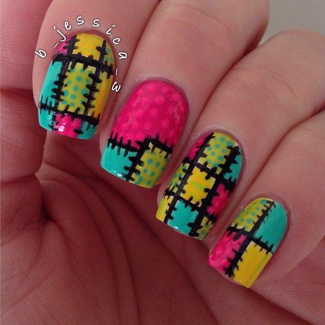 Britto | Uñas! | Pinterest | Britto, Diseños de uñas y Uña decoradas
