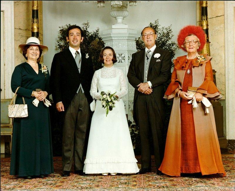 Huwelijk Prinses Christina Brides Koninklijke