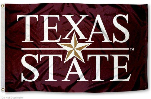 Robot Check Texas State Texas State Bobcats College Flags