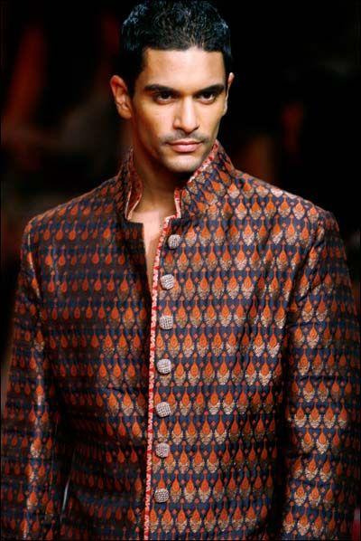 Indian Menswear ~ LUXURY OF MAN