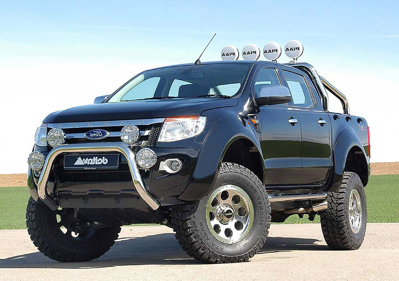 2015 Ford Ranger Us