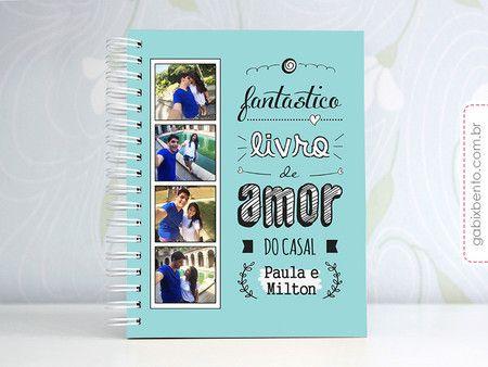 Photobook fantastico lbum aniversario casal namoro - Album de fotos personalizado ...