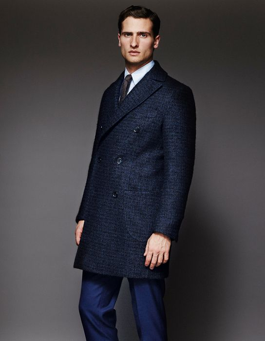 The best men's overcoats - Men's Fashion - How To Spend It ...